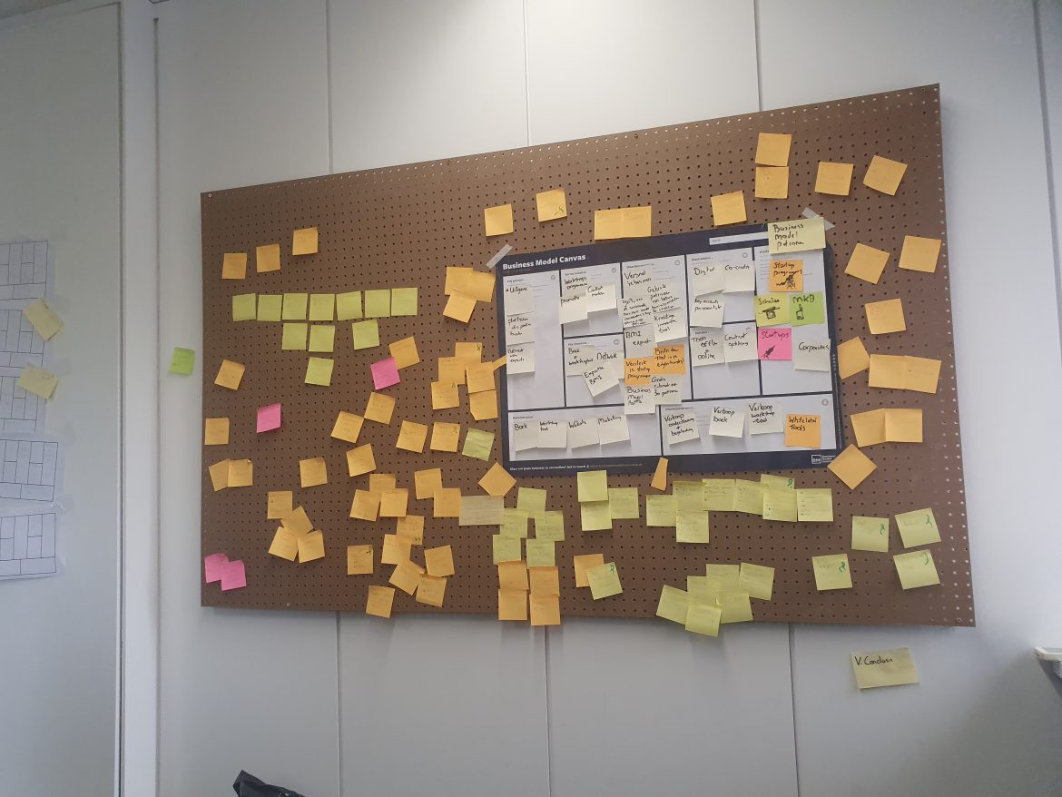Customer discovery - Business design