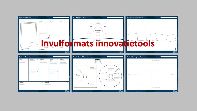 Template innovatietools