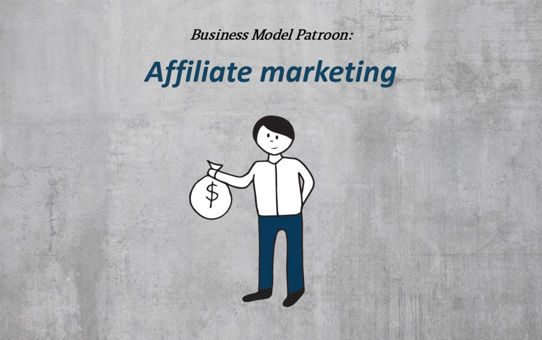 Affiliate businessmodel