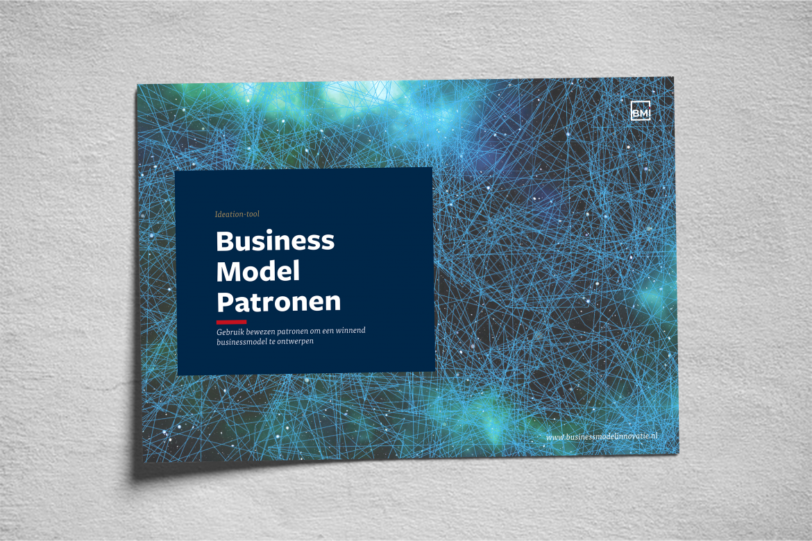 Business Model Patronen cover (Ebook)