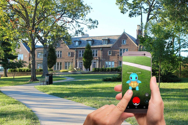 Augmented Reality - Pokemon GO